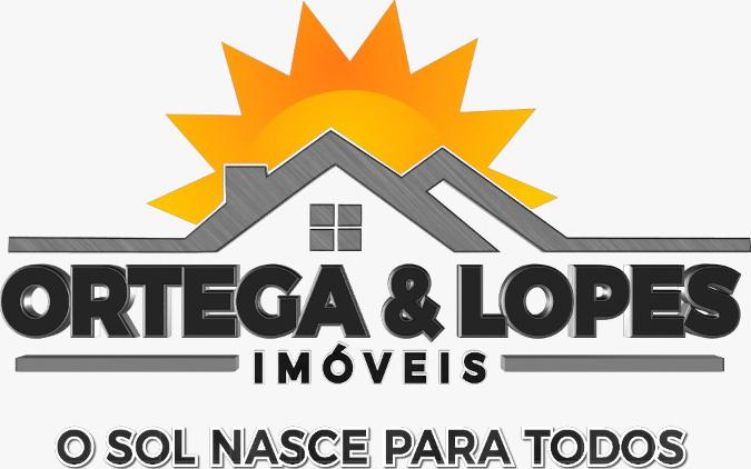 Logo Ortega & Lopes Imóveis